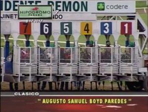 7ma Carrera domingo 17 de septiembre 2017 Clásico Augusto Samuel Boyd Paredes